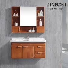 Oak Bathroom Cabinet Buy Jing Chi Oak Bathroom Cabinet Bathroom Cabinet Combination