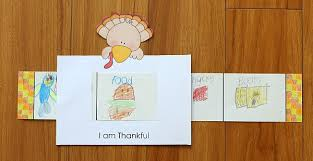thanksgiving printable things i am thankful for story window