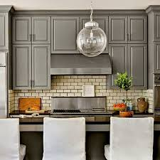 great ideas for gray kitchen cabinets postcards from the ridge