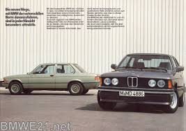 bmw 320i brochure limited editions bmwe21 jeroen s bmw e21