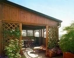 chiudere veranda verande in legno pergole modelli prezzi verande in legno