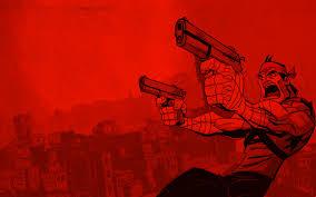 shank wallpaper red rage klei entertainment