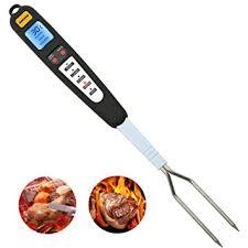 fourchette cuisine thermomètre de cuisine de fourchette multifonctionnel ankway