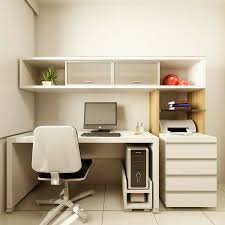Small Office Ideas Effectively Boosting Wider Room Arrangement - Home office interior