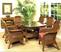 indoor wicker dining table wicker rattan dining chairs hospitality rattan indoor rattan wicker