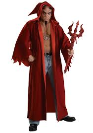 Mens Halloween Makeup Ideas Deluxe Devil Lord Costume Men Halloween Costumes Pinterest