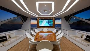 lexus yacht interior dynamiq jetsetter 12 top yachts from the monaco yacht show