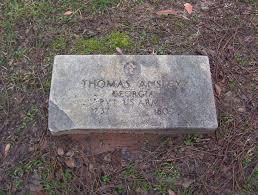 thomas b ansley sr 1737 1809 genealogy