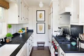 Black Countertop Kitchen by Soapstone Countertops Kitchen Victorian With Farm Sink Black