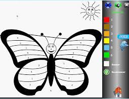 coloriage magique sur ordinateur perfect coloriage magique ce