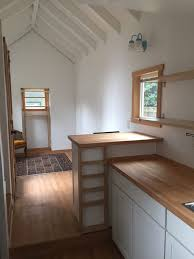 Mini Homes For Sale by A Bright Blue Modern Home With 200 Sq Ft Of Space Available For