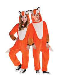 foxy costume child zipster foxy costume 9902085 fancy dress