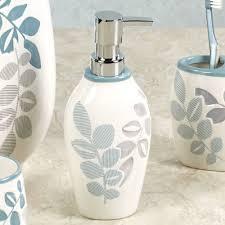 Croscill Bath Accessories by White Ceramic Bathroom Accessories With Joel 6 Piece Accessory Set