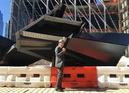 related u0027s stephen ross kicks off construction on hudson yards u0027 150