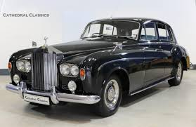 roll royce silver rolls royce silver cloud iii 1963 cathedral classics