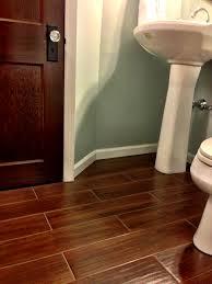 creative tile floors that look like wood ceramic wood tile