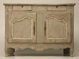 Used Buffets For Sale by Antique Louis Xv Style Painted Buffet With Full Hinges This Piece