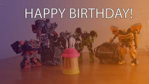 transformer birthday transformers happy birthday