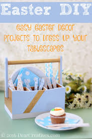 Easy Handmade Easter Decorations by Easter Decorations Easy Upscale Diy Craft Projects