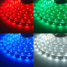 Outdoor Led Tape Light - outdoor led strip with multi color white leds weatherproof led