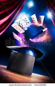 magician cards stock images royalty free images vectors
