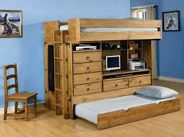 Bunk Bed With Workstation Bunk Desk Bed Bunk Bed With Desk And Drawers Bunk