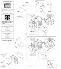briggs and stratton 10t502 0130 b1 parts diagram for cylinder