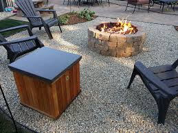 Bond Propane Fire Pit Amazon Com Fr12ck Complete 12