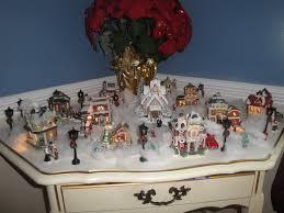 Christmas Village Sets Christmas Tree Dollar Tree Christmas Village Diy Christmas