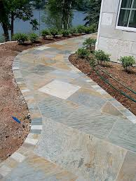 Snap Together Slate Patio Tiles by How To Tile Over Concrete Steps Gardening U0026 Great Outdoors