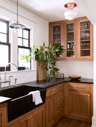 new kitchen cabinets designer liess turned an arts and crafts charmer in