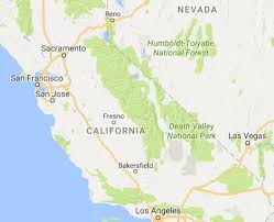 Sequoia National Park Map The Ultimate 3 Day Death Valley National Park Itinerary Bearfoot