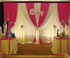 Wedding Backdrop And Stand Wedding Background Draping Pole Pipe And Drape Backdrop Stand