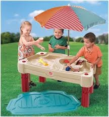 water table with cover reviewing a sand and water table for kids water tables