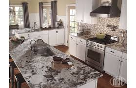 Kitchens With White Granite Countertops - spectacular granite colors for countertops photos