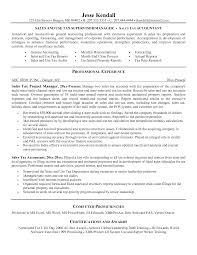 Resume Examples Accounting Jobs by Tax Accountant Resume Berathen Com