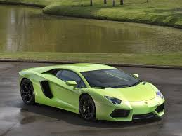 lamborghini green and black stock tom jnr