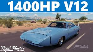 1969 dodge charger top speed forza horizon 3 1969 doge charger daytona top speed