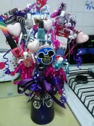 soda can candy bouquet created by natasha party favors