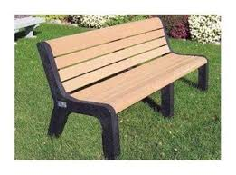 Heavy Duty Garden Benches Recycled Plastic Benches Commercial Recycled Plastic Park