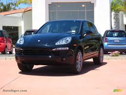 2011 Porsche Cayenne S - 2011 porsche cayenne s in black a54799 auto jäger german