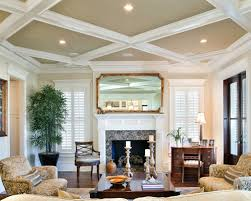 What Is A Coffered Ceiling by Angled Coffered Ceiling Houzz
