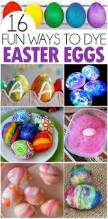 best easter egg coloring kits 16 ways to dye easter eggs easter egg and cottontail