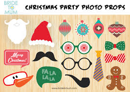 christmas photo booth props christmas photo booth props free printable by to