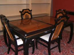 Bassett Dining Room Set by Dining Room Collection Asian Dining Tables Boston By Furniture