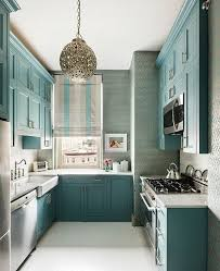 Grey Blue Cabinets Small U0026 Mighty Kitchens Proving Size Doesn U0027t Matter Woodways