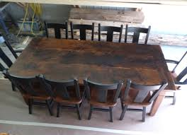 harvest dining room table exquisite ideas 8 foot dining table crafty design harvest dining