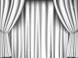 white curtain retro background royalty free cliparts vectors and