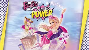 princess power bloopers barbie