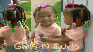 natural hair styles for 1 year olds simple hairstyle for 1 year old toddler natural hair girls n curls